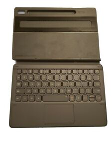 Samsung Galaxy Tab S6 Book Cover Keyboard - Gray