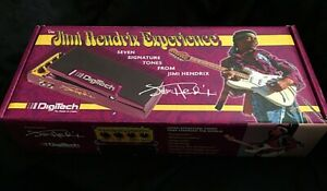 DigiTech Jimi Hendrix Experience Pedal — Original 2005 issue — NOS — New in Box!