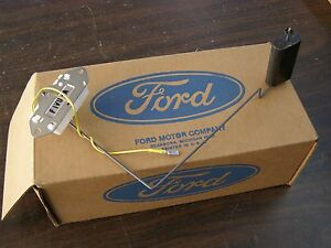 NOS OEM Ford 1991 1992 Lincoln Town Car Fuel Tank Gas Sending Unit