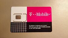 Tmobile Unlimitation sim card 7 days: Unlimited Data/Voice/SMS for USA