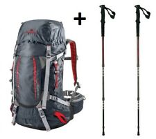 Zaino Trekking Escursionismo Viaggio FERRINO FINISTERRE 48 + Bastoncini Diorite