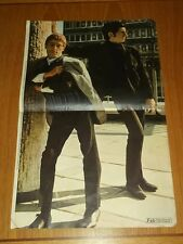 FABULOUS MUSIC MAGAZINE ROGER DALTREY AND JOHN ENTWHISTLE THE WHO POSTER