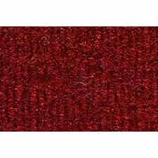 for 1978-83 Ford Fairmont 2 Door Cutpile 4305-Oxblood Complete Carpet Molded