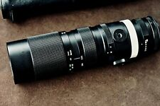 Soviet Lens ADMIRAL Auto Zoom Lens 1:4.5  f=70mm-230mm M42 for Canon mount