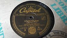 THE DINNING SISTERS BUTTONS AND BOWS & HE LIKE IT SHE LIKE IT CAPITOL CL13014