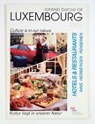1996 GRAND DUCHY OF  LUXEMBOURG Hotels & Restaurants VISITORS' GUIDE tourism
