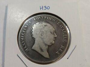 H30 German State Bavaria 1813 Thaler