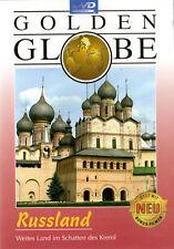 Russland: weites Land im Schatten des Kreml - DVD - Golden Globe - Reisefilm