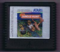 ORIGINAL Vintage TESTED 1982 Atari 5200 Jungle Hunt Game Cartridge