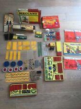 Meccano (vintage) extensive set