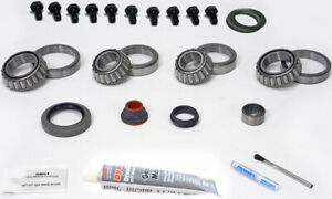 Axle Differential Bearing and Seal Kit Rear SKF SDK310-MK
