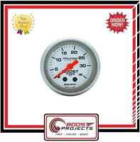 8508 * AutoMeter Factory Match Analog Boost Gauge Fits GEN 4 DODGE