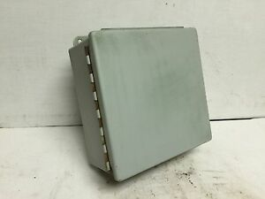 Hoffman A808CH Enclosure, Used