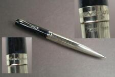 Montegrappa pencil  Molde 300 blue and 925 silver Made In Italy  #