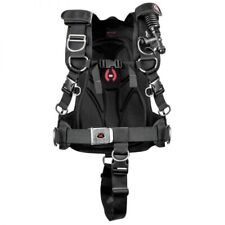 Hollis HTS 2 Harness System Soft Modular Backplate System Size Small