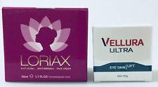 loriax + vellura Ultra NUOVO Anti Invecchiamento RIDUZIONE DELLE RUGHE