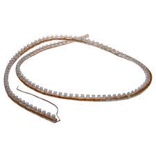 Blanc 120 Cm 120 DEL Flexible Strip Line Imperméable Van Voiture Ampoule Lampe P1B5