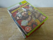 The Borderlands 1+2 Collection (Xbox 360) PEGI 18+ Compilation(manual included)