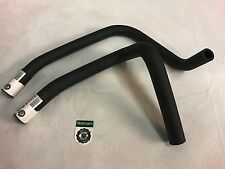 Bearmach Land Rover Defender 300tdi In & Out Heater Hose Pipes BTR6164/65