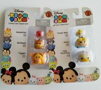 Disney Toys Tsum Tsum Figures Series 3 Collect 'Em Stack 'Em w/ NO REPEATS