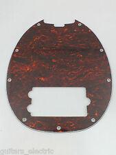SCRATCH PLATE Pickguard for MUSIC MAN Classic STINGRAY BASS 4 GUITAR 8 Colours