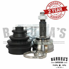 OUTER CV JOINT FOR A TOYOTA PREVIA 2.0 D-4D 2001>ON *NEW* CV BOOT KIT DRIVESHAFT