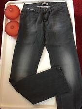 NEUF Pantalon CELIO 36 ou 38 lin beige écru naturel original jean toile léger