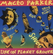 Life On Planet Groove - 2 DISC SET - Maceo Parker (2013, Vinyl NEUF)
