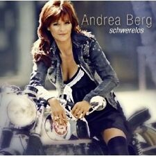 "ANDREA BERG ""SCHWERELOS"" CD NEW"