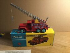 Corgi Major Chipperfield's Circus Truck No 1121
