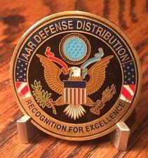 AAR Defense Distribution Challenge Coin