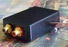 Trasformatore, step-up Transformer 1:30 per lo MC-tonabn. 0,06 - 0,25 MV high-end