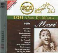 CD - Beny More NEW 100 Anos De Musica 2 CD's Edicion Limitada FAST SHIPPING !