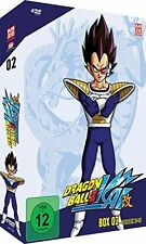DRAGONBALL Z KAI BOX 2 EPISODEN 17-35 DVD