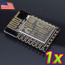 ESP8266 Remote Serial Port WIFI Transceiver Wireless ESP-12E + antenna - NodeMCU