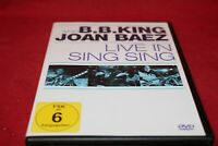 "B.B. King & Joan Baez - Live in ""Sing Sing"" | DVD | Zustand sehr gut"