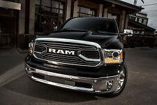 2013 To 2017 Dodge Ram 1500 Chrome Laramie Limited Front Grille Mopar