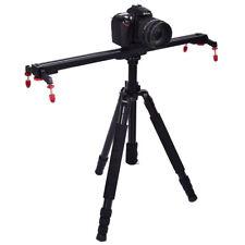 Caméra Rail Dolly Slider en Alu Stabilisateur Vidéo pour DSLR caméra caméscope
