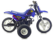YAMAHA PW50 KIDS YOUTH TRAINING WHEELS pw 50 peewee motorcycle ADJUSTABLE HEIGHT
