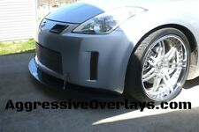 New listing 350Z Smoked Front Bumper Light Side Marker Overlay tinted vinyl tint 2006 and Up