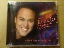 CD / FRANS BAUER - MIJN HART GAAT ZO TEKEER