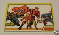 RARE MINT PROMO CARD THE COMPLETE AVENGERS P1 2006