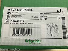 Schneider Electric altivar 312 atv312hu55n4 ac Speed Drive 5,5kw 400v New