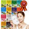 Malie Coréen Visage Masque Feuille Paquet Hydratation Peau Soin GB Vendeur