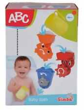 Badespielzeug Wasserspielzeug Baby Kinder Badespaß Badewannen-Spielzeug Simba