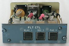 Aircraft Airbus A320 Cockpit Flight Control Panel