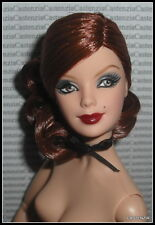 NUDE BARBIE AUBURN JAZZ BABY CABARET PIVITOL MODEL MUSE MACKIE DOLL FOR OOAK