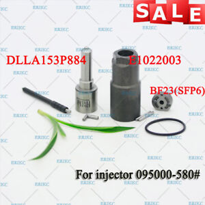 095000-5800 Repair Kits Nozzle DLLA153P884 Valve Plate BF23 for FORD Transit 2.2