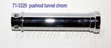 Triumph 71-3329 1973-79 pushrod tunnel chrom stößeltunnel Chromhülsen T140V TR7