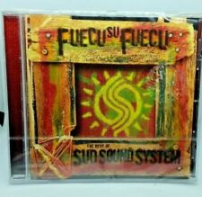 Sud Sound System Fuecu Su Fuecu The Best Of CD Nuovo Sigillato